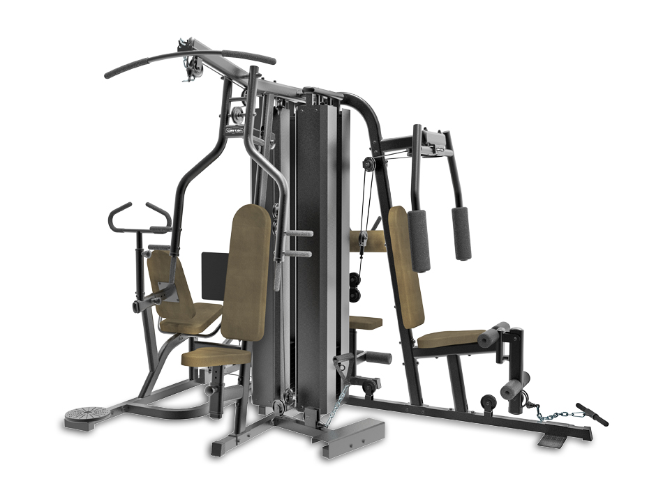 FC6014 6-Station Gym