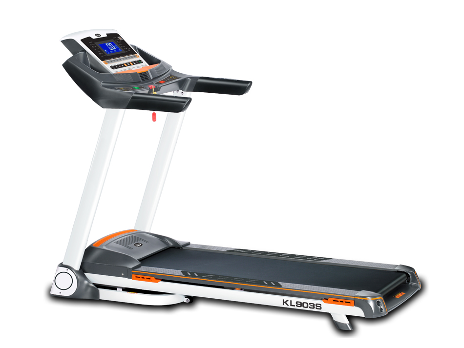 KL903S Foldable Motorized Treadmill
