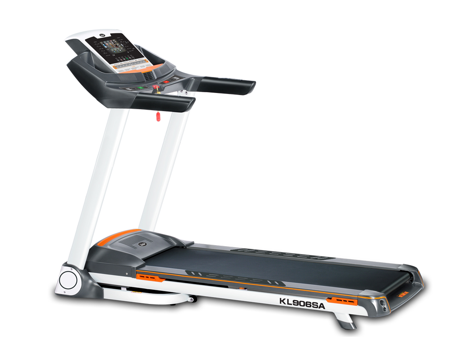 KL906SA Android Intelligent Motorized Treadmill
