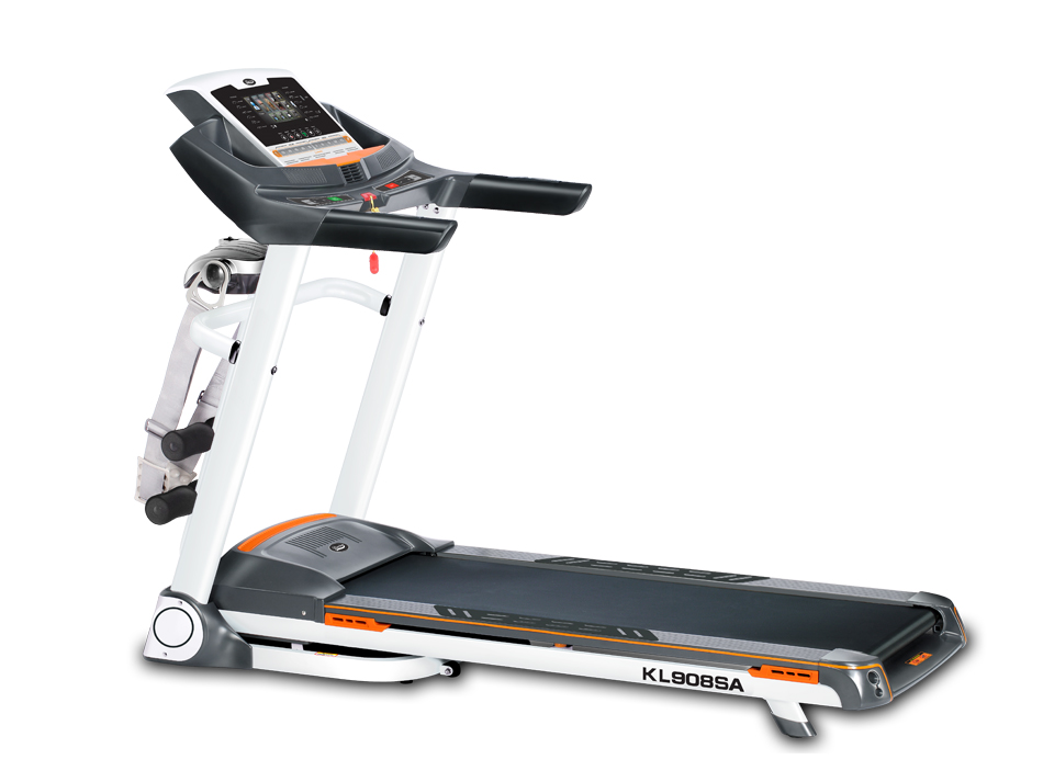 KL908SA Android Intelligent Motorized Treadmill