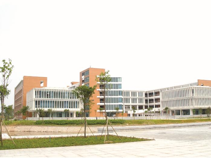 Guangzhou South China University of Technology Engineering Effect