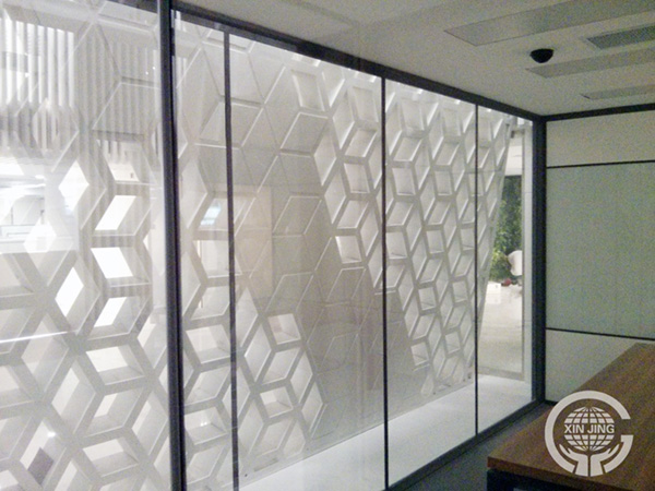 Shenzhen stereoscopic diamond decorative wall