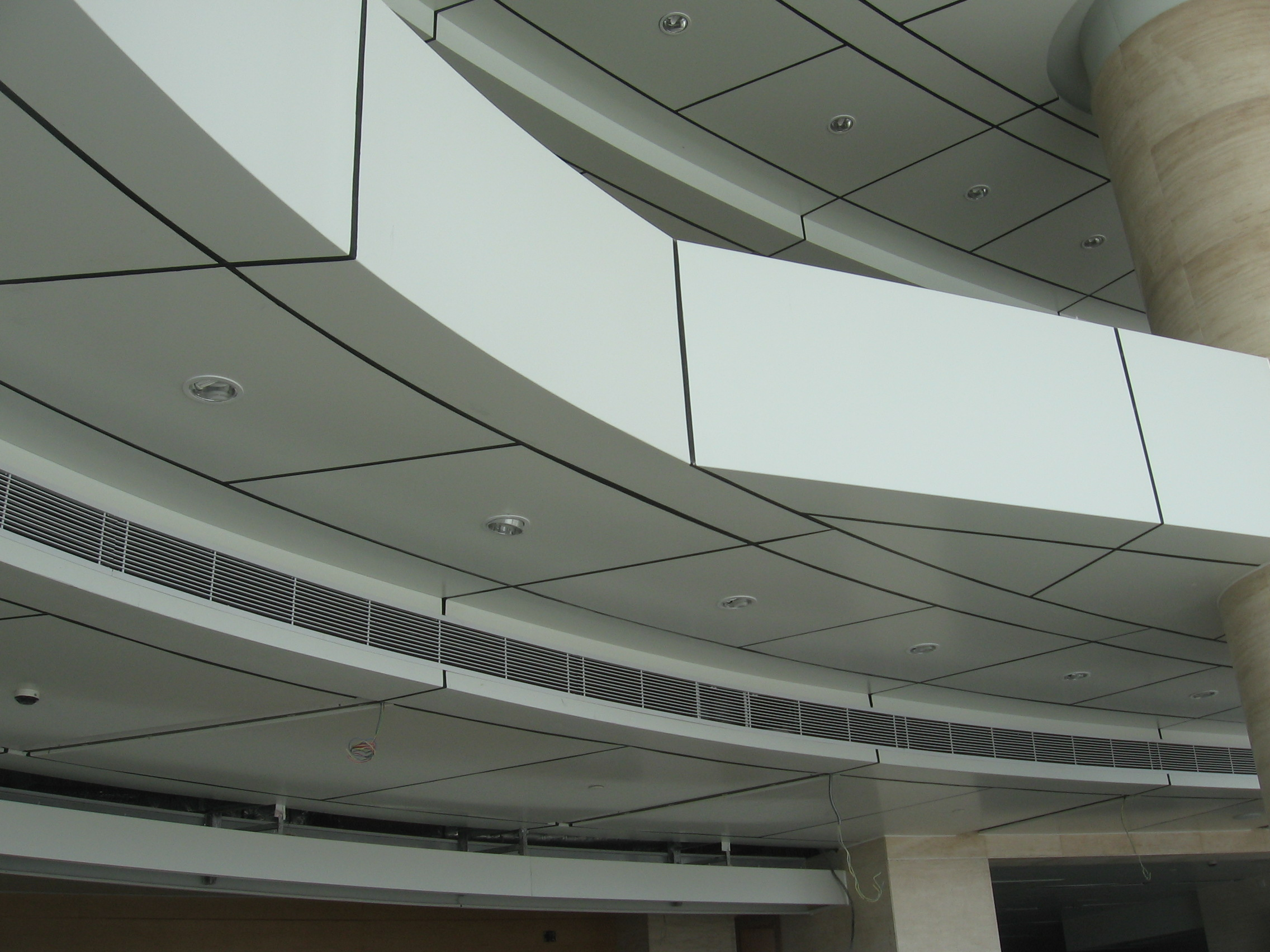 Nanhai Taxation Bureau Ceiling Project