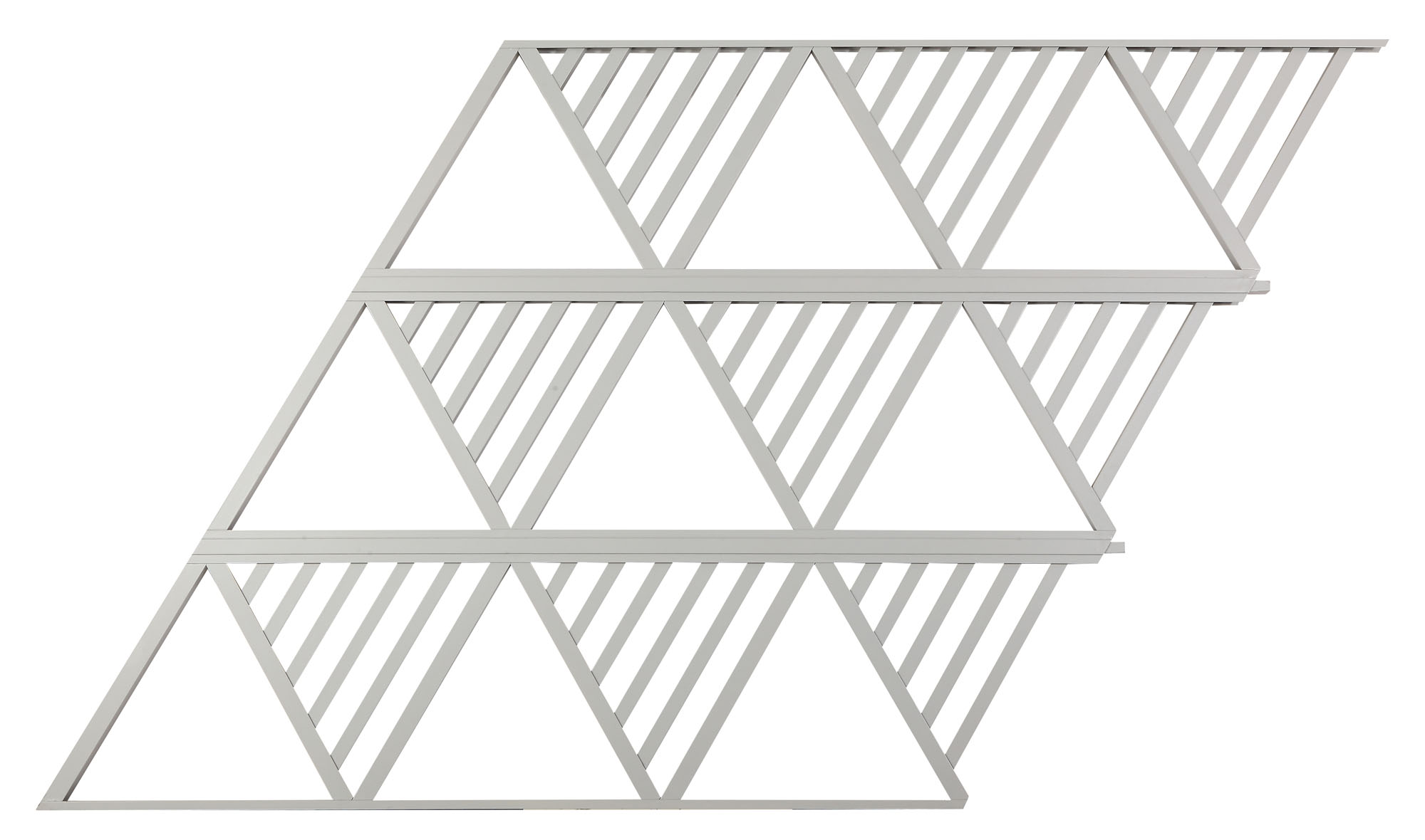Triangle  grille  series