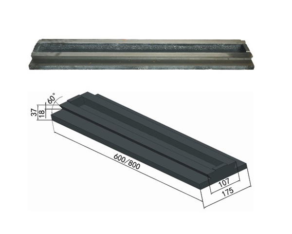 800-600 Long Dragging Board