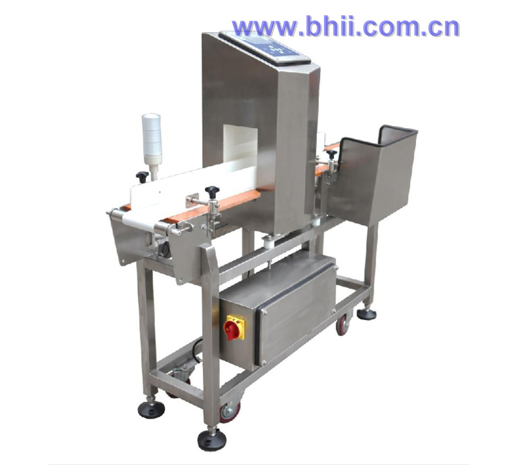SR Metal Detector for Bottled Products/Soft Drinks/Juice/Mineral Water