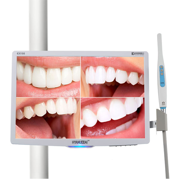 Intraoral Camera with 18.5inch Multimedia LED Monitor
