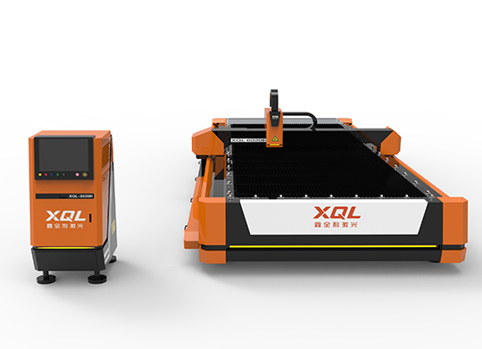 XQL-6020H交换式光纤激光切割机