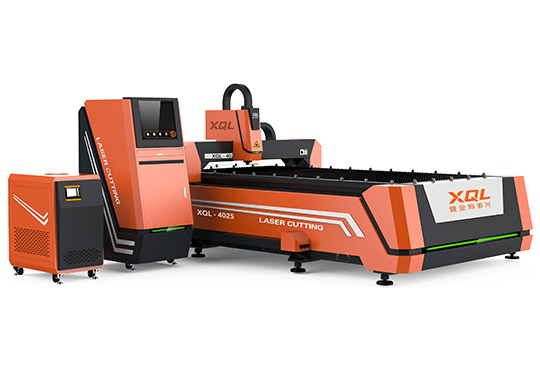 XQL-4025双驱光纤激光切割机