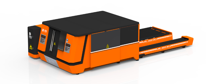 XQL-3015P-H&T Large enveloping plate and tube integrated laser cutting machine