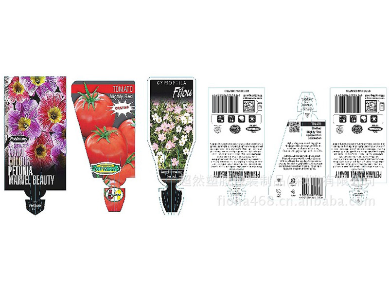 Pp synthetic paper - PP synthetic paper flower plant waterproof tag label