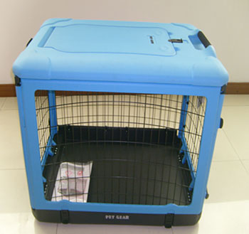 plastic dog cage,宠物笼,狗笼