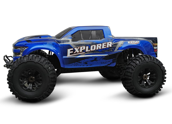1/5 SCALE ELECTRIC POWER MONSTER TRUCK (NO94090)