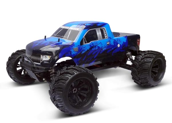 1/6 SCALE ELECTRIC POWER MONSTER TRUCK (NO94651)
