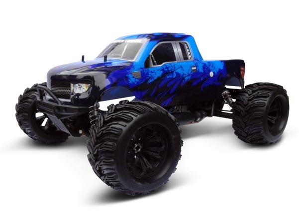 1/6 SCALE GASOLINE POWER MONSTER TRUCK (NO94650)