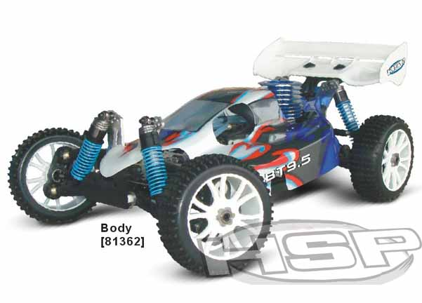 1/8 SCALE NIRO POWER OFF-ROAD BUGGY(NO:94885)