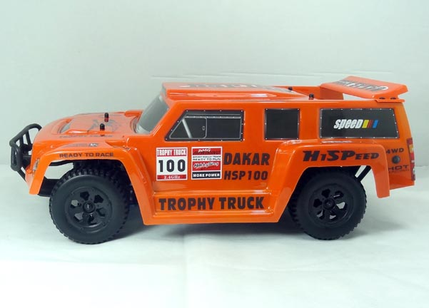 1/10 ELECTRIC POWER THOPHY TRUCK (NO94128)