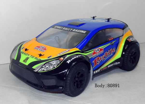 1/18th 4WD Electric Power RC Sport Rally Racing(NO:94808)