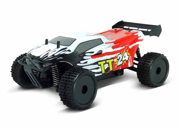 1/24 SCALE ELECTRIC POWER OFF-ROAD TRUGGY (NO94243)