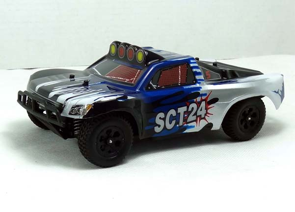 1/18 SCALE 4WD ELECTRIC POWER OFF-ROAD TRUGGY(NO:94803)