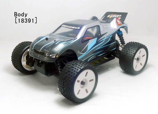 1/16 SCALE ELECTRIC POWER OFF-ROAD TRUGGY(NO94183)
