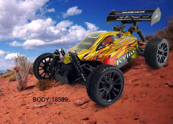 1/16 SCALE RTR 4WD ELECTRIC BUGGY(NO124850)
