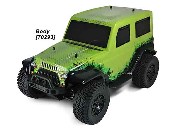 1/10  4WD EP OFF-ROAD TRUCK(NO.:94702)
