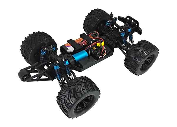 1/10  4WD BRUSHLESS MONSTER TRUCK(NO.:94701PRO)