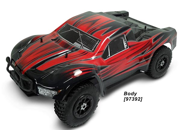 1/8 4WD NP SCT (NO.:94973)