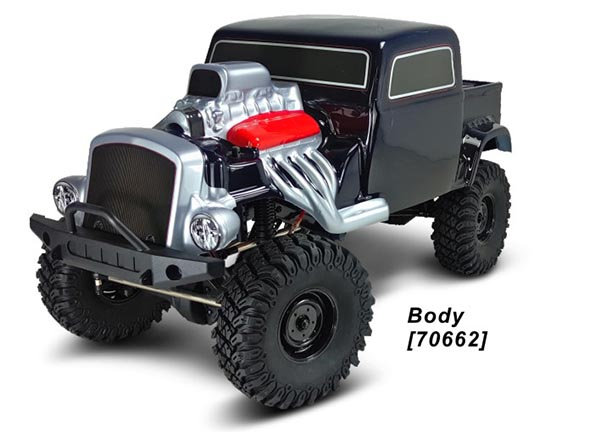 1/10 4WD EP CRAWLER (NO.:94706)