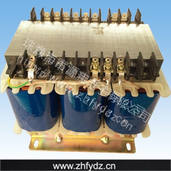 Case study - three-phase edm transformer