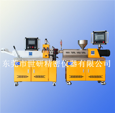 SY-6219 Laboratory casting film machine