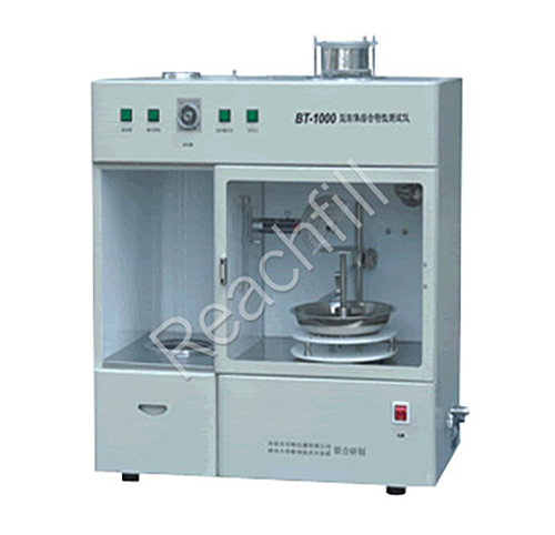 WQ-TJC030 carbon powder comprehensive tester