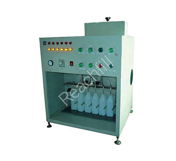 WQ-IZ66 bottled ink filling machine