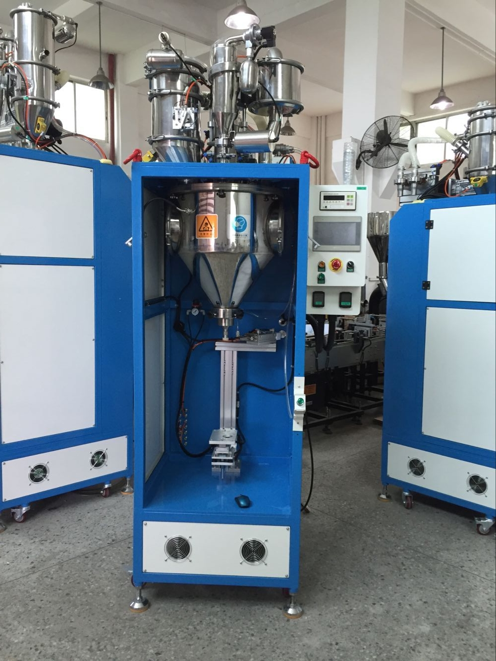 WQ-AY82 large capacity automatic toner filling machine