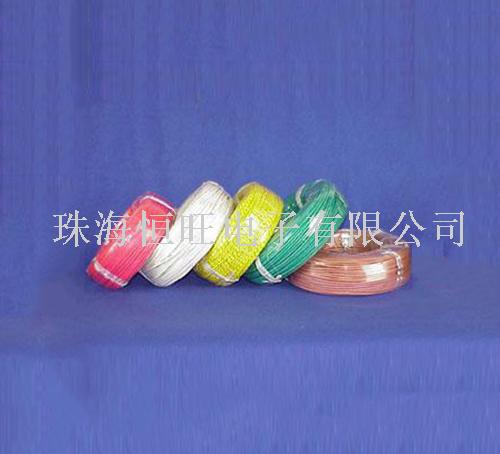 硅胶编织线-UL 3071