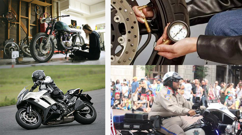 5 ways to improve motorcycle fuel economy