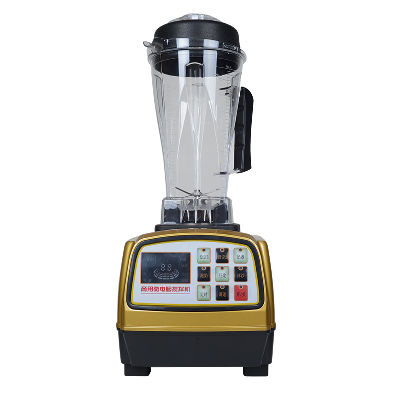 2200W 3.6L commercial appliance juicer blender, apple juice machine-Q9