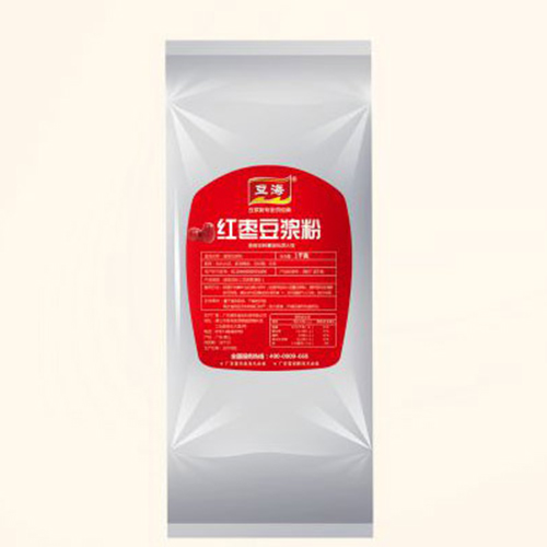 Jujube soy milk powder