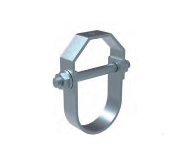 Double deck pipe clamp