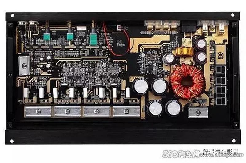 美国三肯功率放大管和日本玛雅电器,这些元器件广泛用于竞赛级功放中