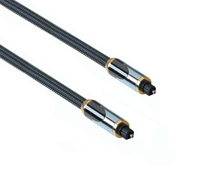Ultra High Resolution Professional Digital Optical Toslink Cable