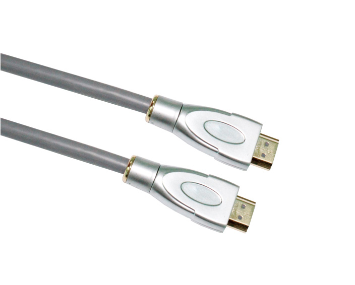 High Speed HDMI Cable with Colorful Metal Shell