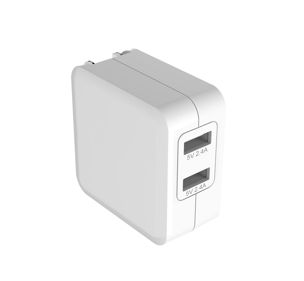 2 Ports USB charger