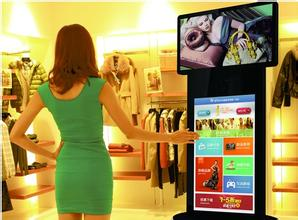 Digital signage enters the shopping mall shopping guide system to create an experiential shopping mall