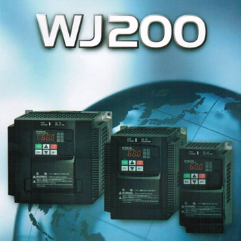 WJ200 HITACHI Inverters