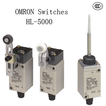 HL-5000 OMRON Switches