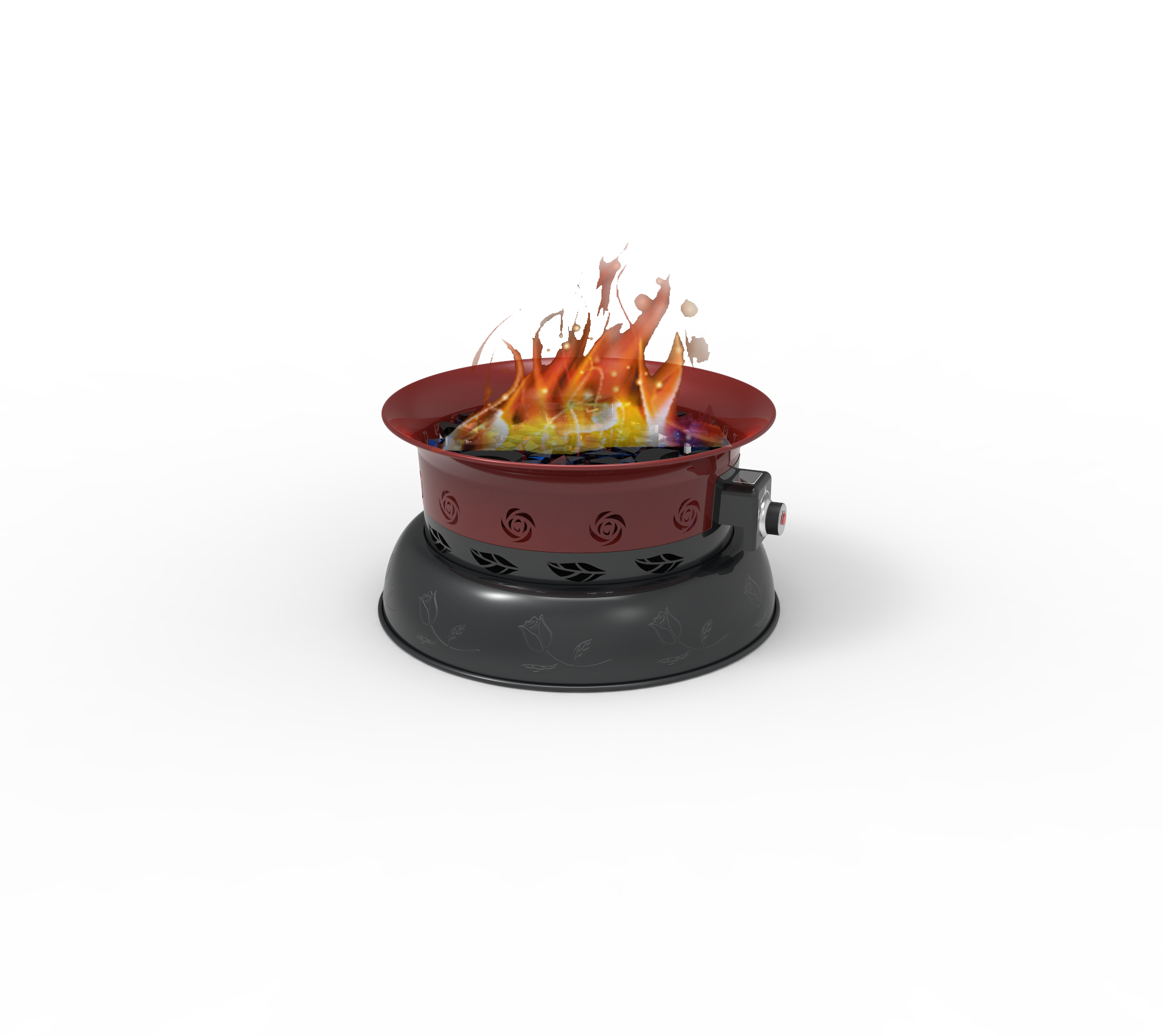 Gas Fire Pit Series