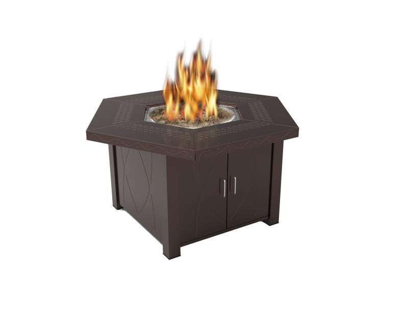 Gas Fire Pit Series2
