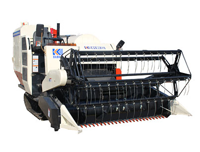 4 lz series full feeding combine harvester